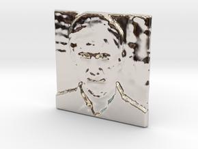 Actor James R. Henry in Platinum