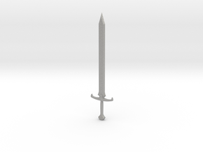 Long-Sword letter opener in Aluminum