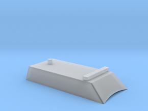 Dachaufsatz Hochdach 1Balken und 1RUK für Roco VW  in Smooth Fine Detail Plastic