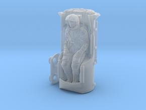Yuri Gagarin Vostok Ejection Seat 1:24 / 1:35 in Smoothest Fine Detail Plastic: 1:24