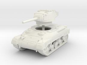 1/72 M7 Medium Tank in White Natural Versatile Plastic