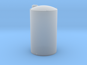 1/64 Scale 6000 Gallon Vertical Tank in Smooth Fine Detail Plastic