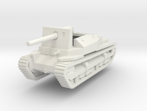 1/144 Type 95 Hiro-Sha in White Natural Versatile Plastic