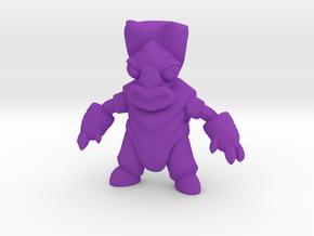 Hoaiju in Purple Processed Versatile Plastic
