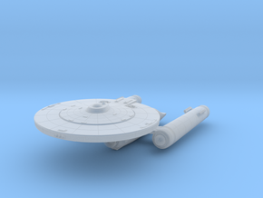 Constitution V Class Cruiser in Smooth Fine Detail Plastic