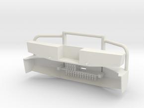 1-18_hvy_bumper_set in White Natural Versatile Plastic