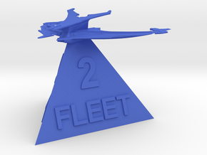 Son'a - Fleet 2 in Blue Strong & Flexible Polished