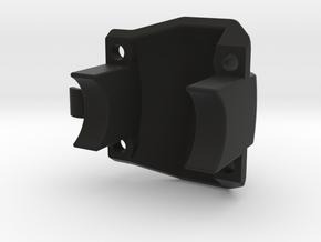 sworkz s14.2 centre diff cover in Black Natural Versatile Plastic