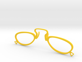 1f-new2 in Yellow Processed Versatile Plastic