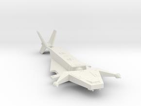 Omni Scale Juggernaut Beta Dreadnought SRZ in White Natural Versatile Plastic