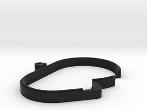 Dust Cover Extender for Traxxas in Black Premium Strong & Flexible
