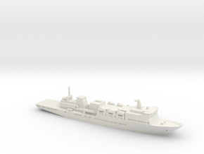 Type 920 Hospital Ship, 1/1250 in White Natural Versatile Plastic