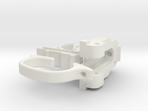Webley Flaregun Mechanical Parts in White Natural Versatile Plastic