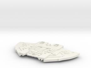 escolta clase castellan in White Natural Versatile Plastic