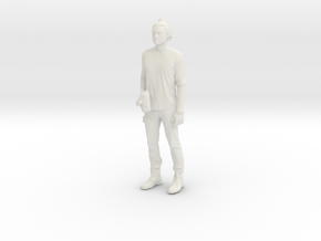 PrintleT Homme 173 - 1/32 - wob in White Natural Versatile Plastic
