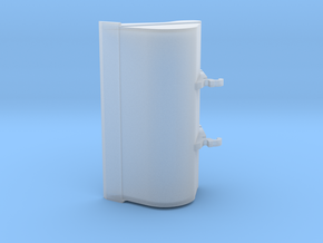 bak cw30 1800mm 13-18ton in Smooth Fine Detail Plastic
