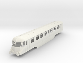 0-32-gwr-railcar-buffet-36-38-1a in White Natural Versatile Plastic