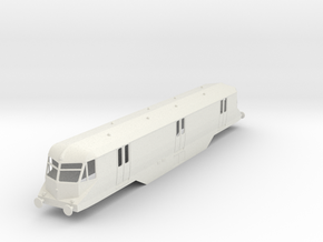0-43-gwr-parcels-railcar-34-1a in White Natural Versatile Plastic