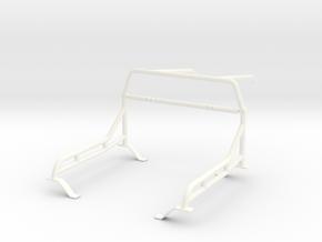 roll cage 1/24 V5 in White Processed Versatile Plastic