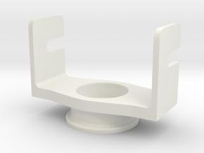 TalonMount001 in White Natural Versatile Plastic