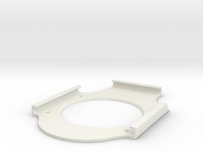 Case for iPad Mini in White Natural Versatile Plastic
