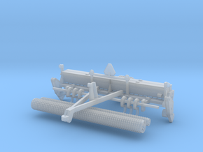 1/64th Brillion SS12 Seeder in Smooth Fine Detail Plastic
