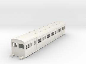 o-100-secr-railmotor-artic-coach-2 in White Natural Versatile Plastic