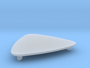 Miniature Minotti Sullivan Table V2 - Minotti in Smooth Fine Detail Plastic: 1:12