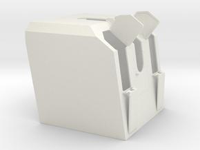 Hood 105 mm Gun SK C 32 in 1 zu 35 in White Natural Versatile Plastic