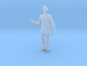 Printle V Homme 1271 - 1/30 - wob in Smooth Fine Detail Plastic