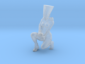 Printle V Femme 802 - 1/87 - wob in Smooth Fine Detail Plastic