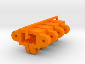 ENVK01-01 Novak Switch Adapter, 1st Gen in Orange Processed Versatile Plastic