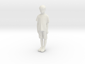 Printle C Kid 197 - 1/22.5 - wob in White Natural Versatile Plastic