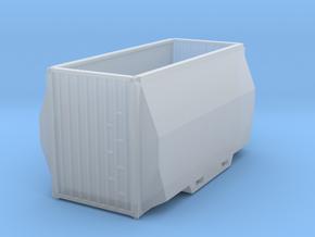 innofreight WoodTainer, Fliscontainer Fortum, GC in Smooth Fine Detail Plastic