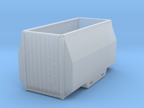 Innofreight XXXL WoodTainer, Fliscontainer in Smooth Fine Detail Plastic