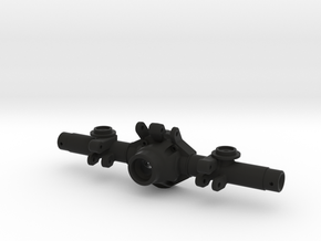 TMX Offroad Axle - Rear Coil in Black Strong & Flexible