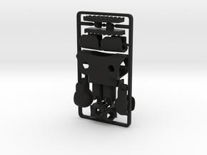 Armor Set for ModiBot Mo in Black Premium Strong & Flexible
