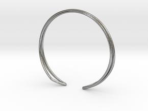 A-LINE Enmotion, Bracelet  in Natural Silver: Medium