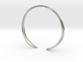 A-LINE Enmotion, Bracelet  in Platinum: Medium