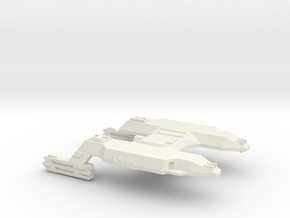 3125 Scale LDR Heavy Carrier CVN in White Natural Versatile Plastic