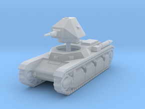 1/144 AMX 38 in Smooth Fine Detail Plastic