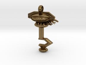 eye wand  in Natural Bronze