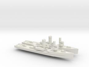 Karjala 1/1800 in White Natural Versatile Plastic