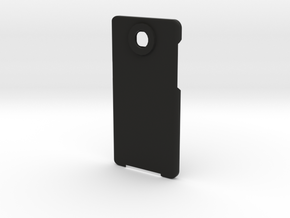 OnePlus 3T APEXEL Lens Case  in Black Natural Versatile Plastic