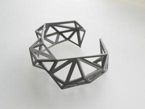 TRIANGULATED CUFF Size Small (other sizes availabl in Black Strong & Flexible