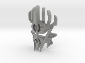 [G1] Mask of Creation in Metallic Plastic