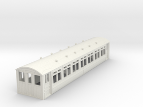 o-100-midland-railway-heysham-electric-tr-coach in White Natural Versatile Plastic