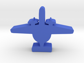 Game Piece, Blue Force Hawkeye AWACS in Blue Processed Versatile Plastic