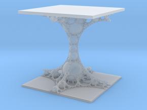 Fractal Bulb Column in Smooth Fine Detail Plastic