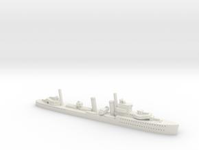 Sultanhisar (Demirhisar class)  1/1800 in White Natural Versatile Plastic